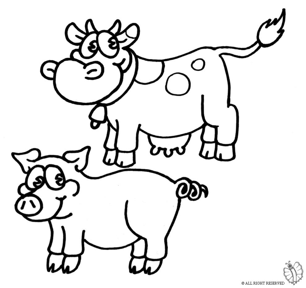 Disegni di animali ns96 regardsdefemmes for Planimetrie personalizzate della fattoria