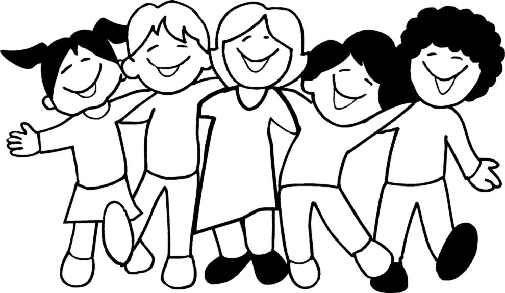 Disegni Di Bambini Da Colorare Disegnidacolorareonline Com