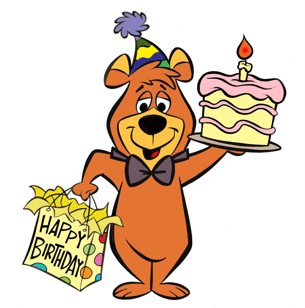 Ben noto Disegno di Bubu Torta di Compleanno a colori per bambini  IX17
