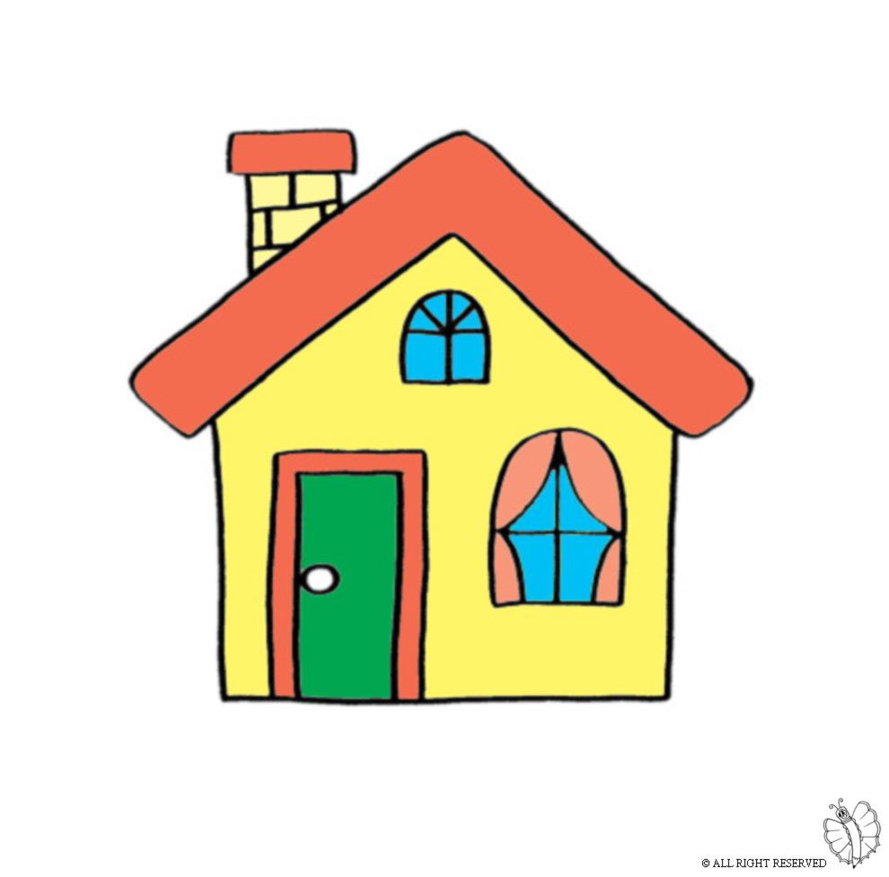 Disegno casa per bambini eu22 pineglen for Disegno casa interno