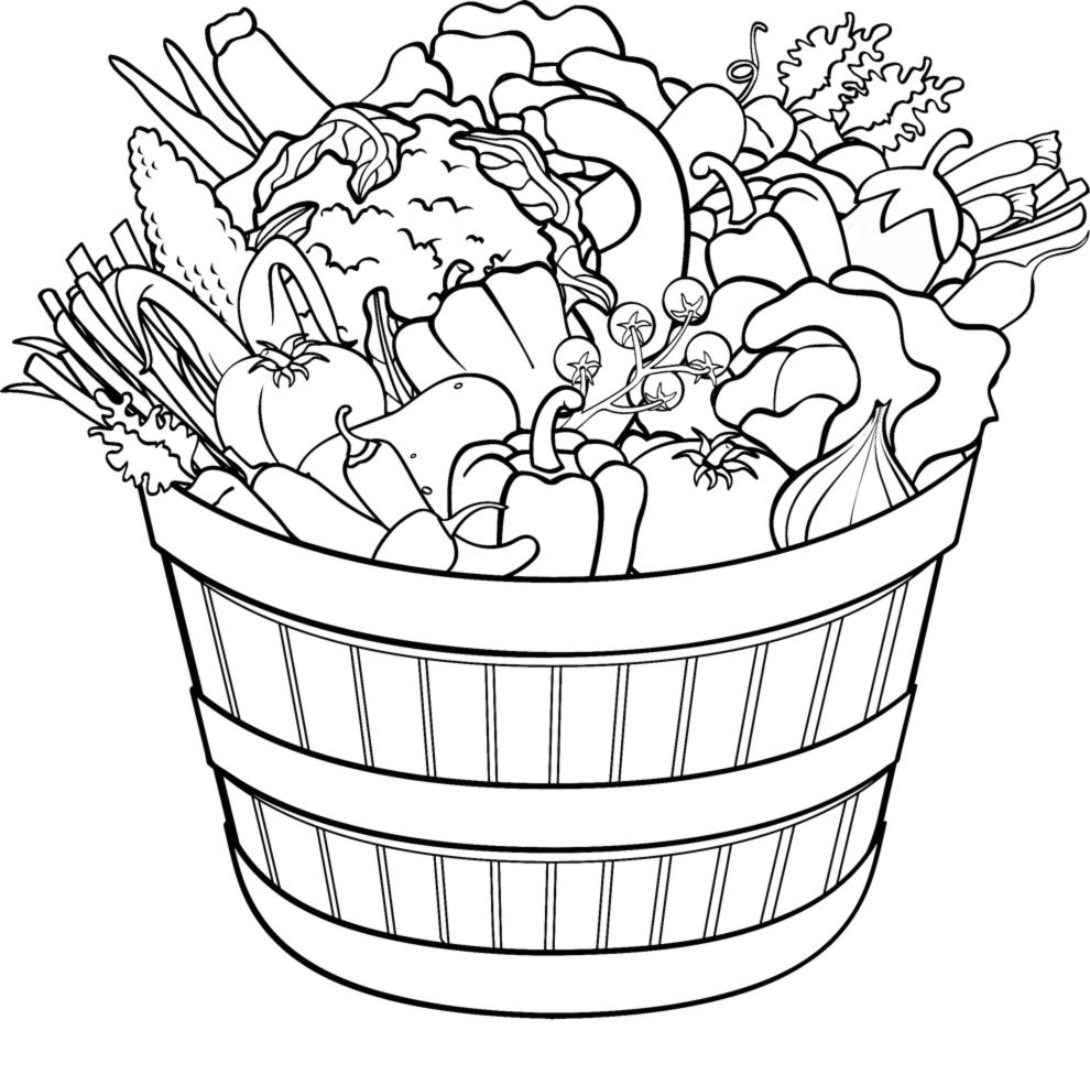 Elegante disegni da colorare caravaggio cesto di frutta for Immagine di un disegno di architetto