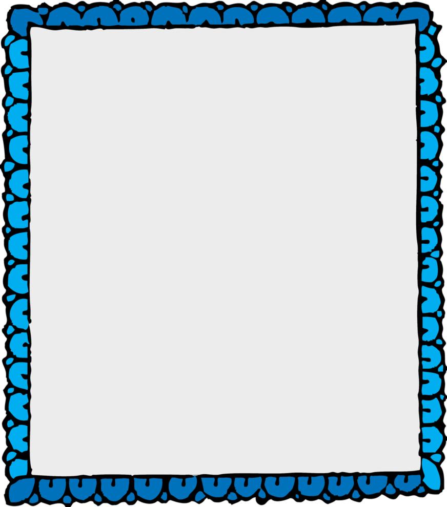 Cornici Colorate Per Foto disegno di cornice a colori per bambini
