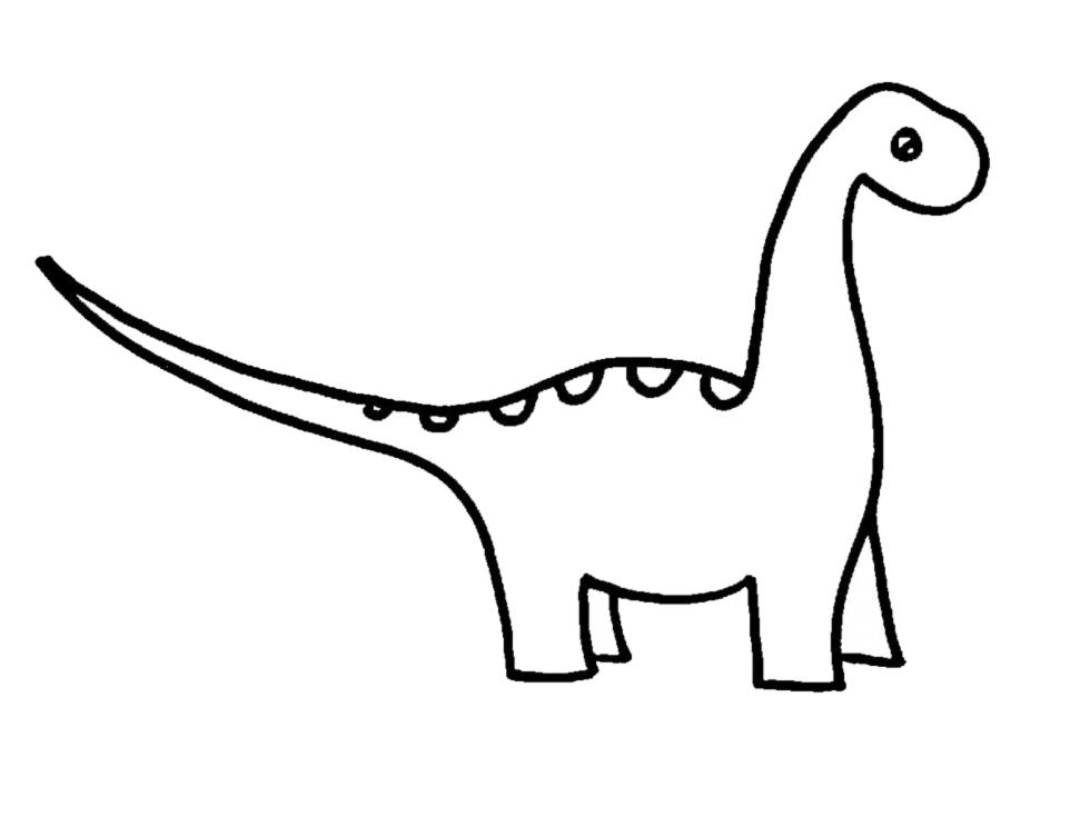 Disegni Da Colorare Sul Computer Di Dinosauri Fredrotgans
