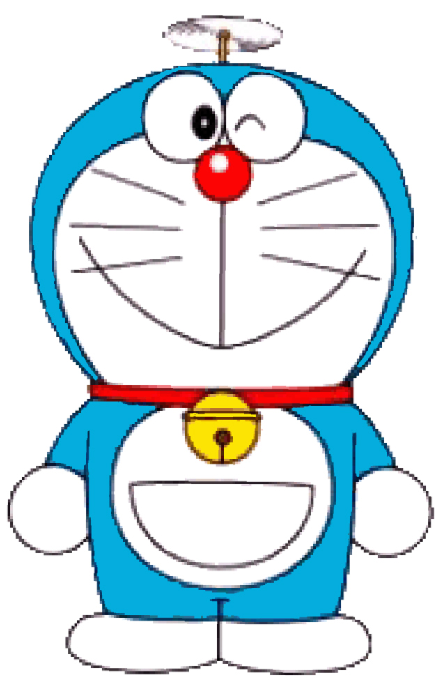 Disegni gia colorati vi59 regardsdefemmes for Disegni da colorare doraemon