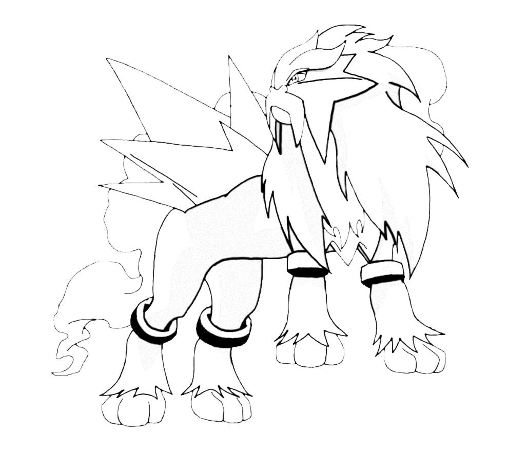 Disegni Pokemon Da Colorare E Stampare Gratis