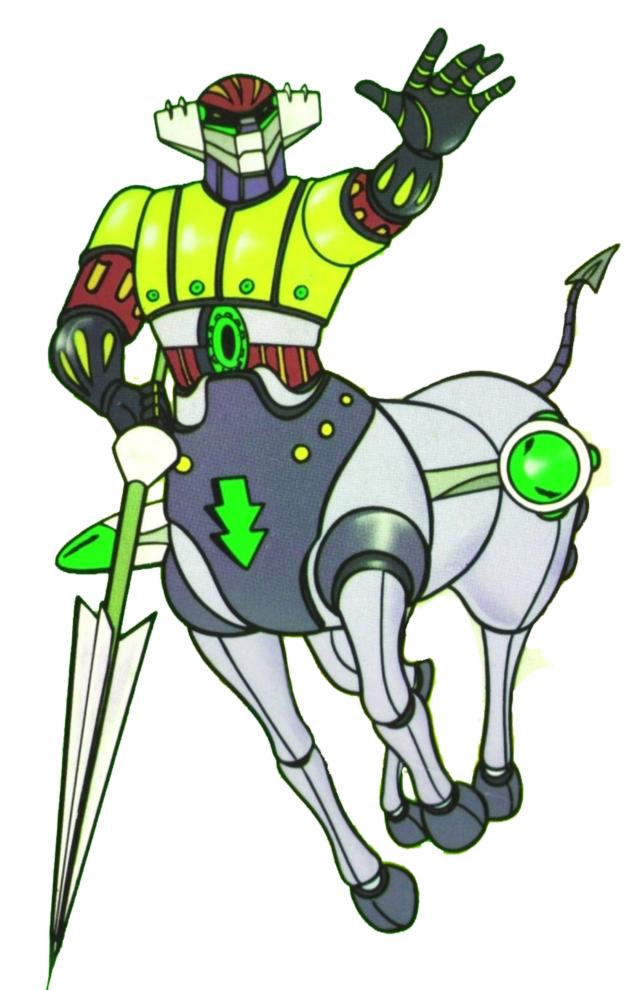 Disegno Di Gig Robot A Colori Per Bambini Disegnidacolorareonlinecom