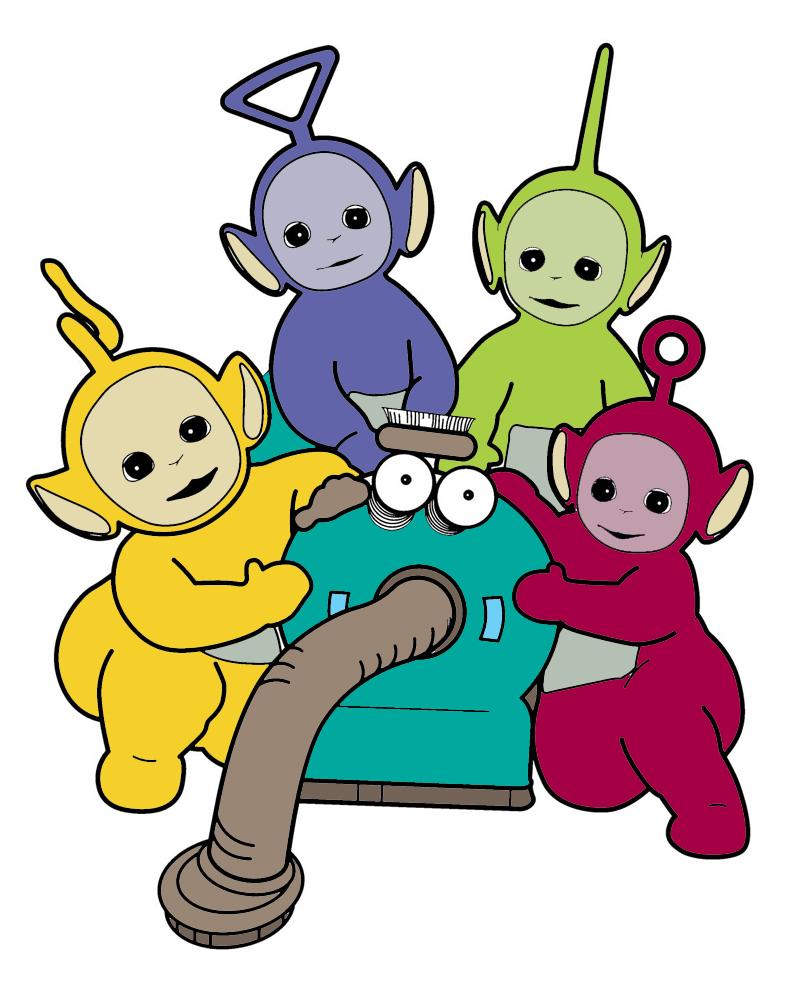 Disegni da colorare gratis teletubbies timazighin