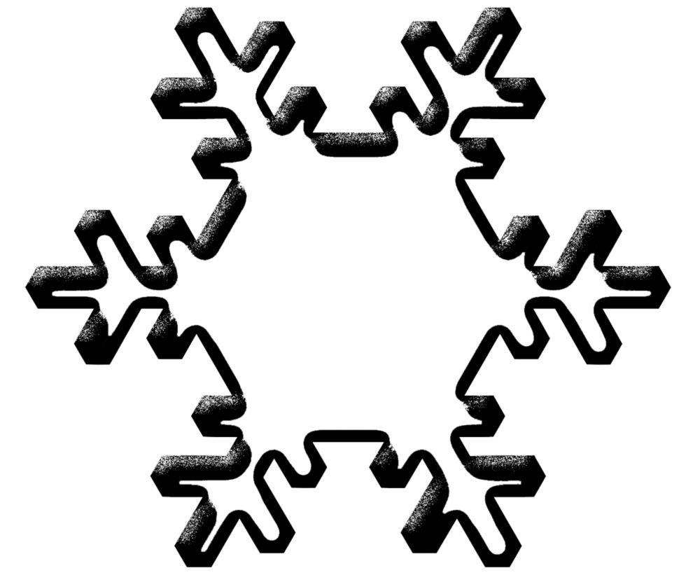 Disegno Di Neve Da Colorare Per Bambini Disegnidacolorareonline Com