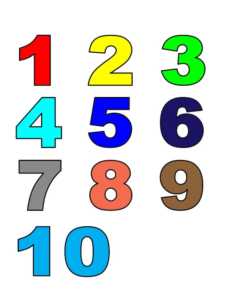 Popolare Numeri - Lessons - Tes Teach RI56