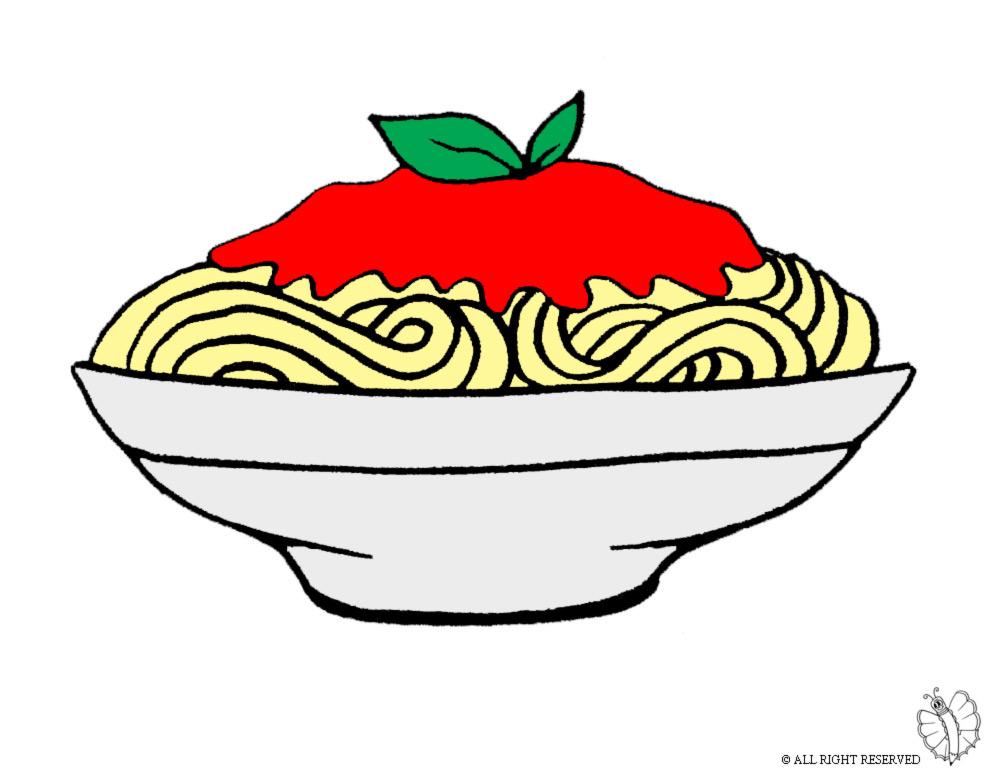 Disegni Di Alimenti A Colori Per Bambini Disegnidacolorareonlinecom