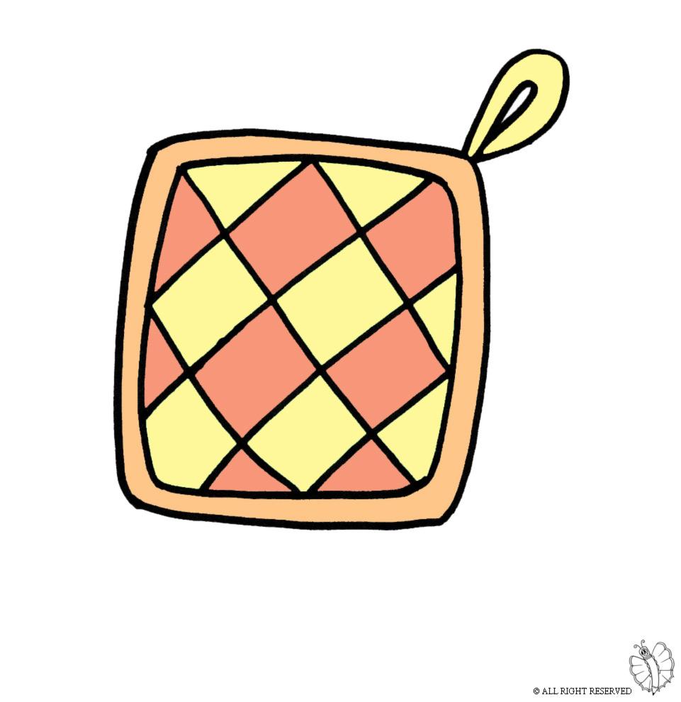 disegni con cucina per bambini - disegnidacolorareonline.com - Disegni Per Cucina