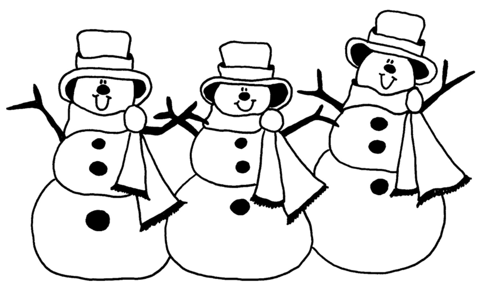 Disegni Con Inverno Per Bambini Disegnidacolorareonline Com