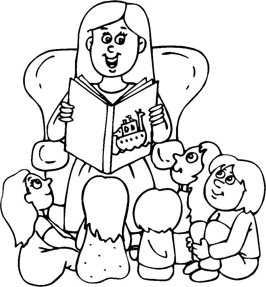 Storie da colorare per bambini ap62 pineglen for Comodini per bambini online
