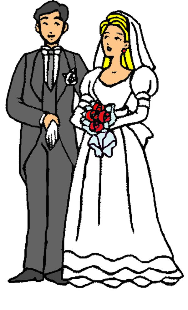 Disegni sposi da stampare iu93 regardsdefemmes for Sposi immagini