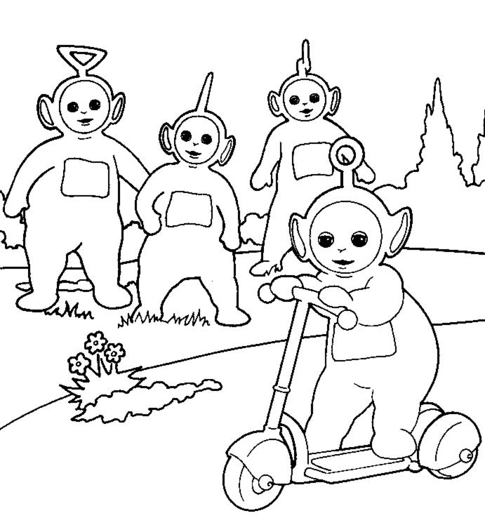 disegni da colorare e stampare parco giochi